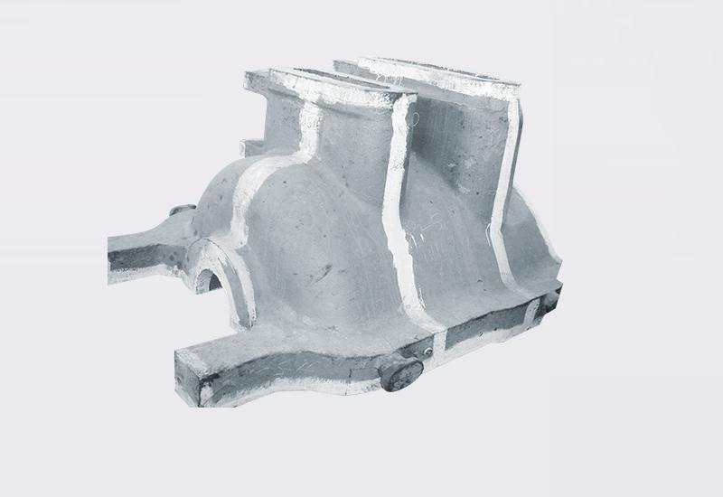 汽輪機缸體鑄件